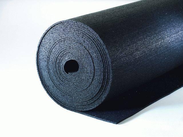 Acoustic Impacta Rubber