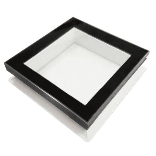 Coxdome Flat Glass Rooflight with Kerb