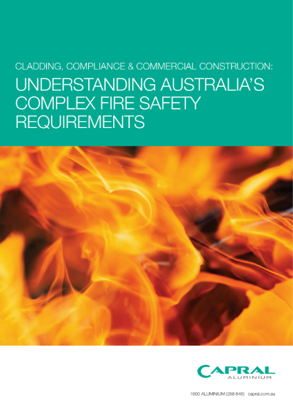 White Paper - Understanding Australia's Complex Fire Safety Requirements
