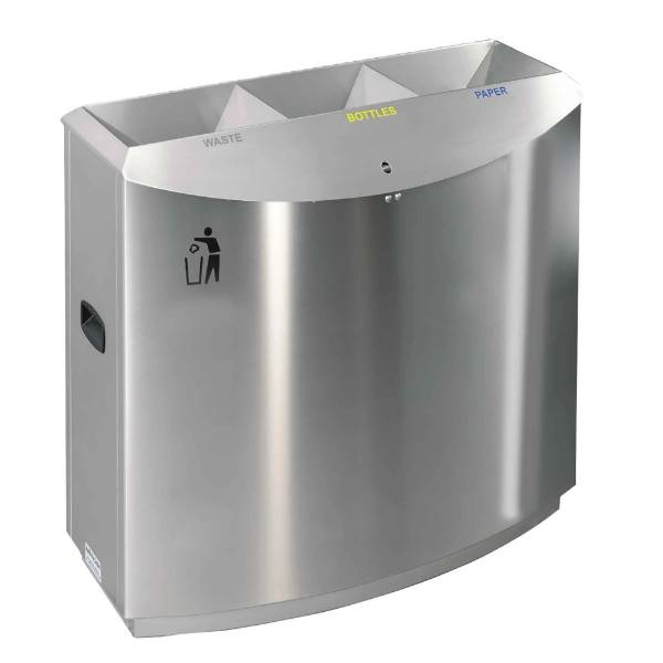 BC119 Dolphin Recycling Bin