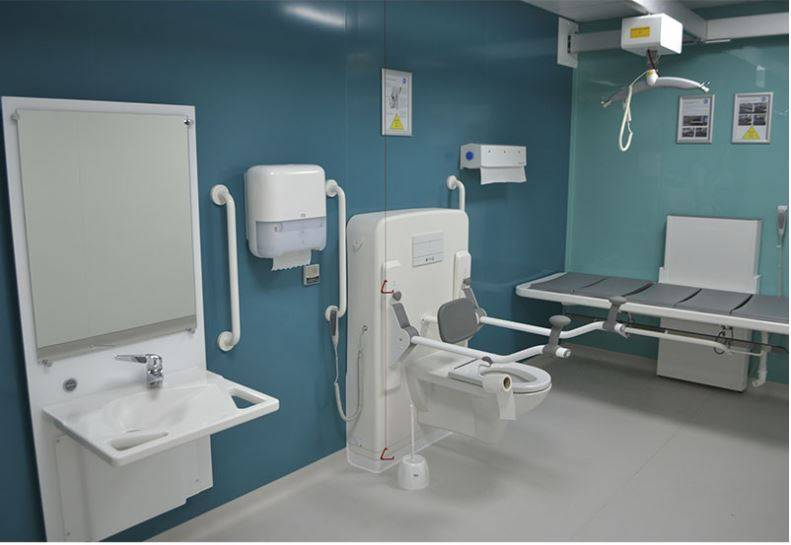Changing Place - Burton University Hospital