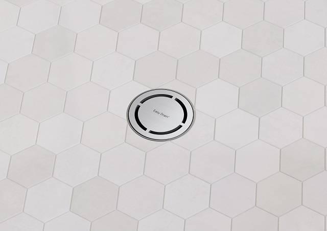 Aqua Round - Shower drain
