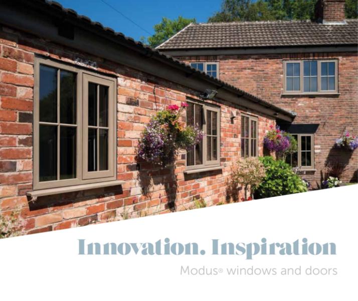Modus Windows and Doors Consumer Brochure