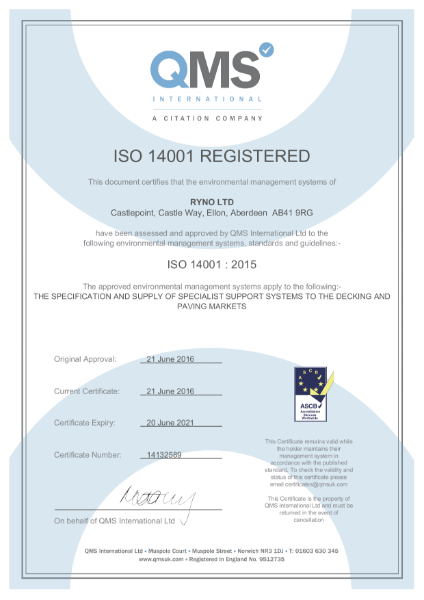 QMS International ISO 14001