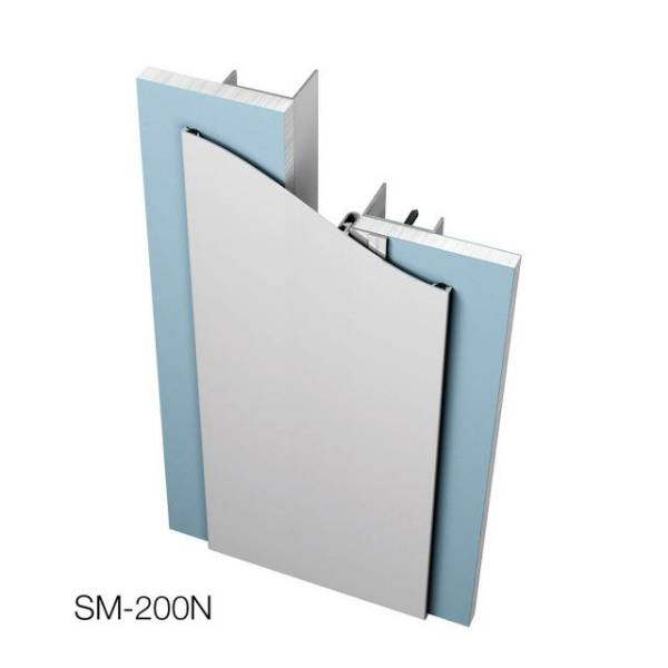 CS Allway® Metal Wall/ Ceiling Joint Covers