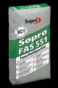 Sopro FAS 551 - Levelling screed
