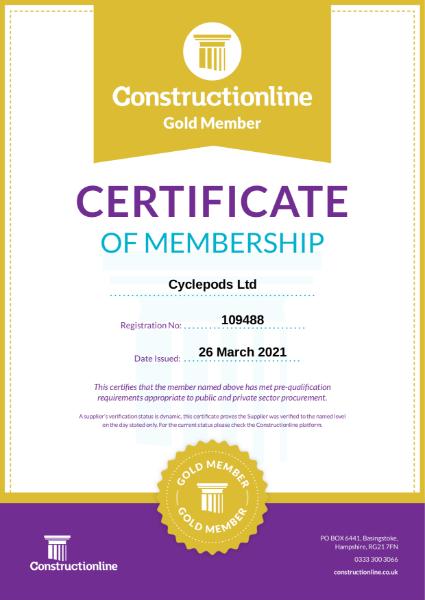 ConstructionLine Gold (L3)