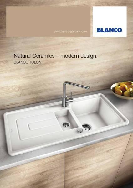 BLANCO Tolon Ceramic Sink Range