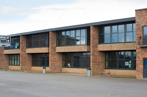 Marley Alutec Provides Asbestos Solution for South Holderness Technology College