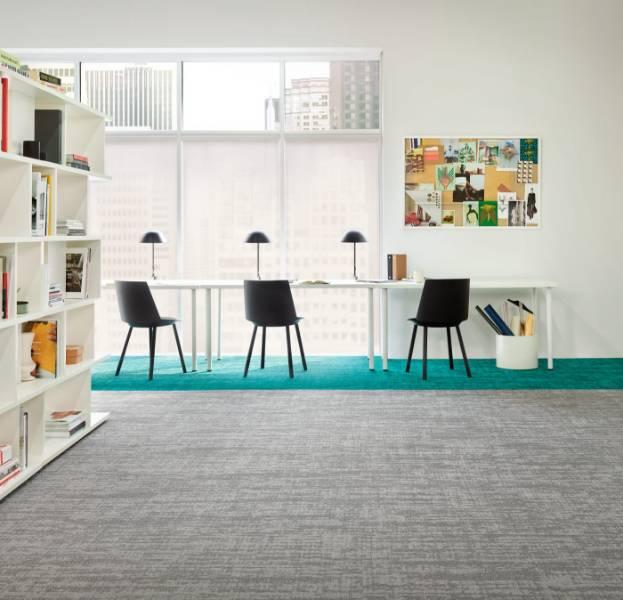 Assembly Carpet Tile Collection: Establish