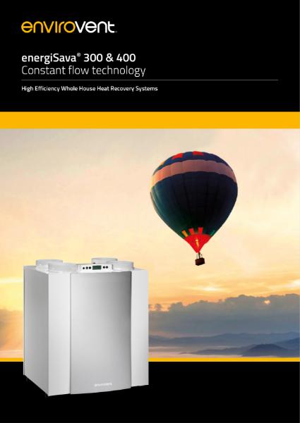 energiSava® 300 & 400