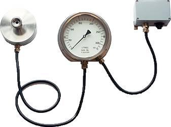 Hydrostatic Level System