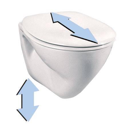 VitrA Arkitekt Short Projection WC Pan, 6105