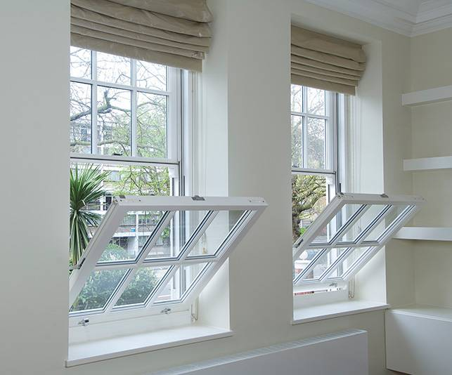 Conservation Tilt & Slide Spring Sash Window