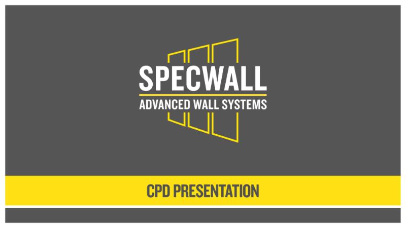 Specwall Presentation