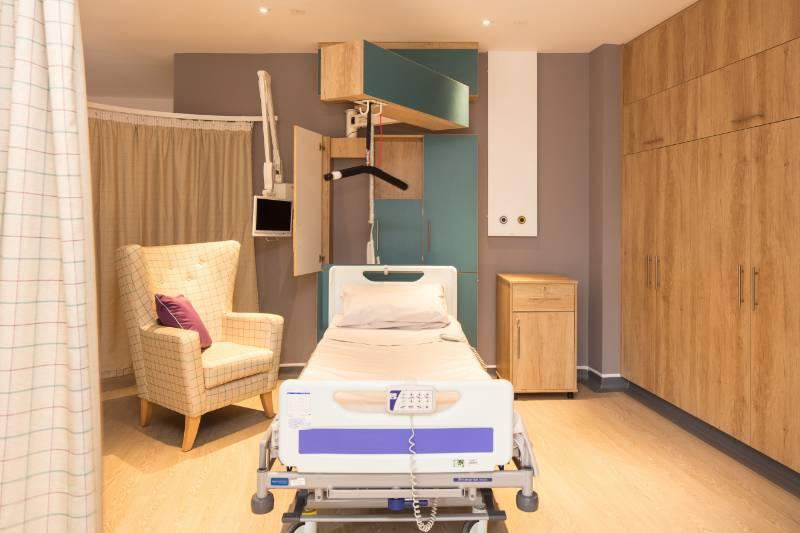 St Andrew's Hospice, Scotland