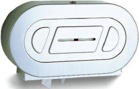 Jumbo Double Roll Toilet Tissue Dispenser - B-2892