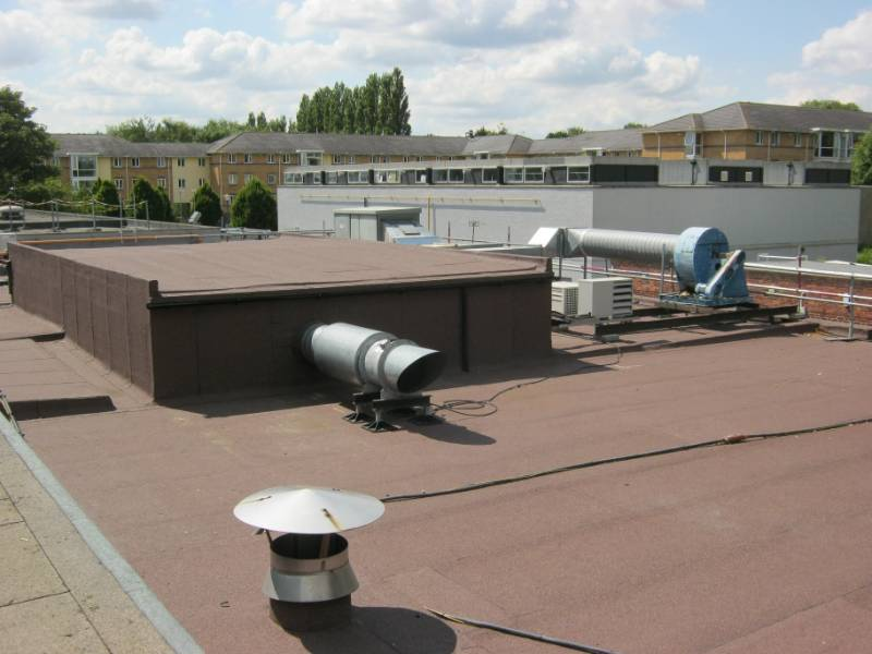 University Updates to Tapered Roofing Scheme