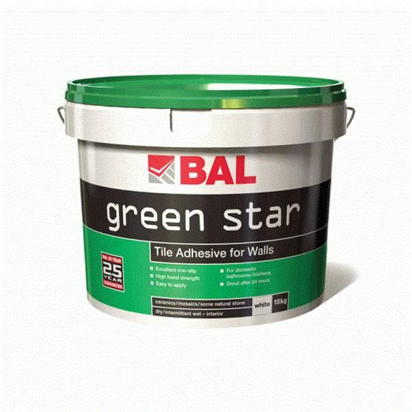 Green Star - Tile adhesive