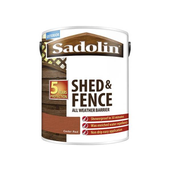 Shed and Fence Woodstain