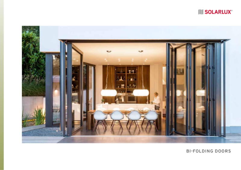 Folding Glass Doors  Bi-Folding Doors - General Brochure