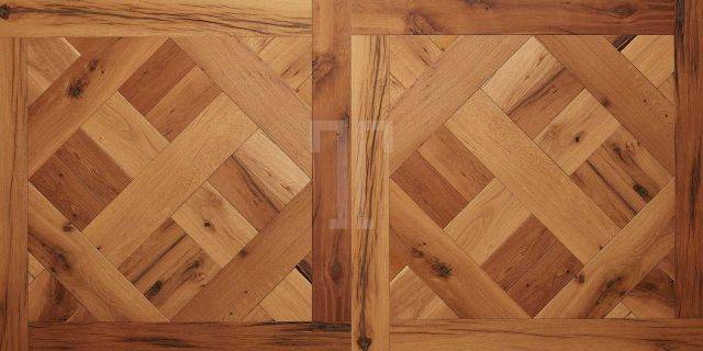 ANTIQUE Collection - Diagonal Eight Tile Parquet de Versailles
