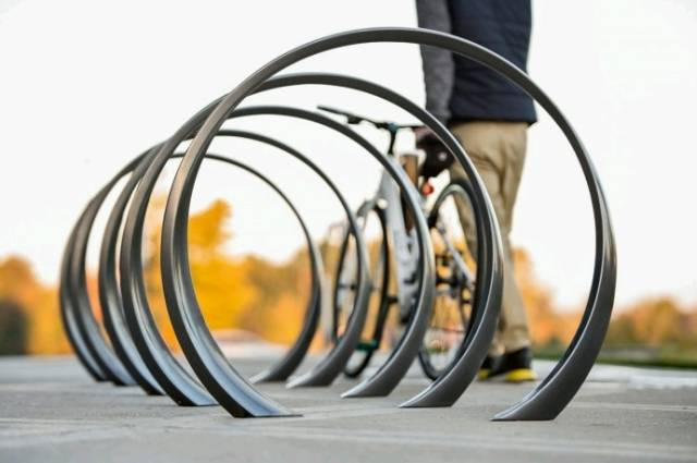 35 Loop Bike Rack