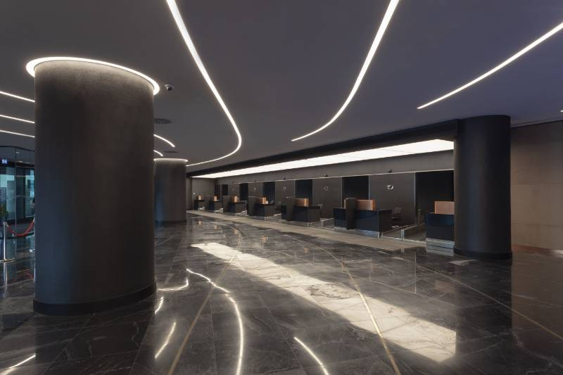 Armourcoat Acoustic flies high at new Istanbul Airport