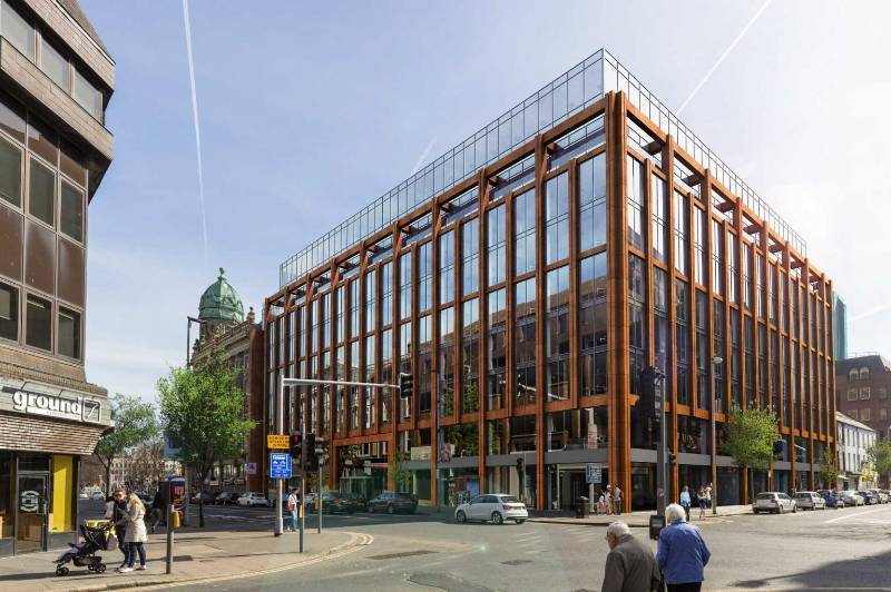 Chance Beer Brings Better Building to Belfast