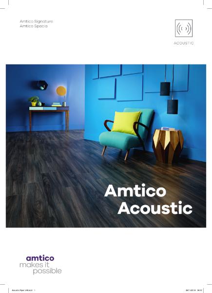 Amtico Acoustic LVT Flooring