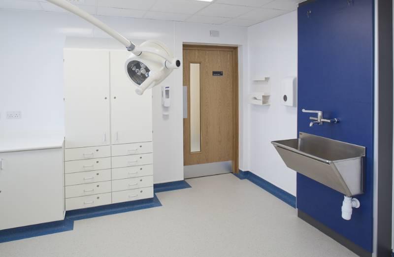 Acre Mills Hospital, Huddersfield