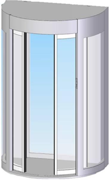 HiSec 9 Lite Full Height Security Airlock Portal