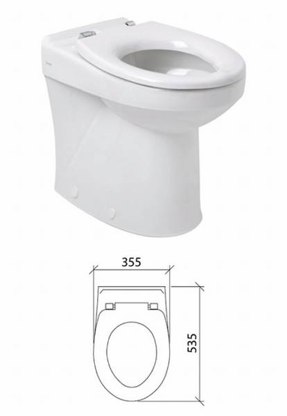 Avalon Rimless WC