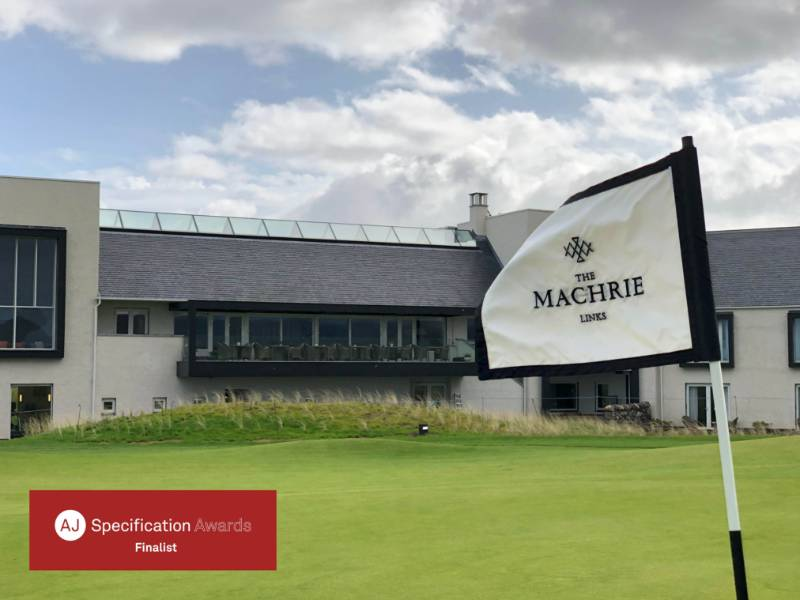 The Machrie Hotel, Isle of Islay