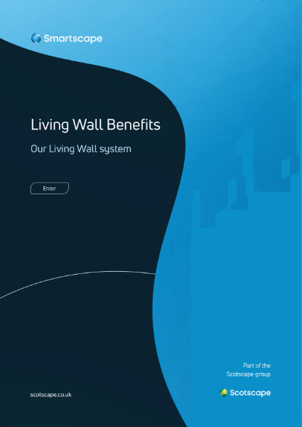 Living Walls Benefits
