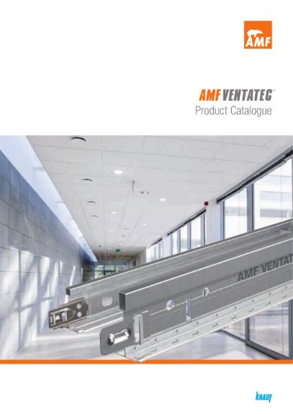 AMF VENTATEC® Ceiling Suspension Grid