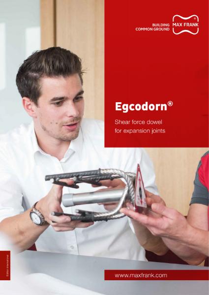 Egcodorn - dowel system