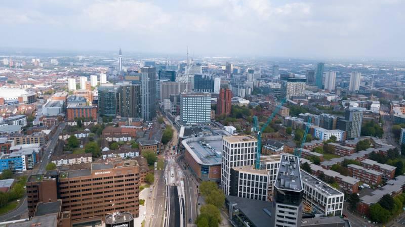 Commercial Building, Birmingham