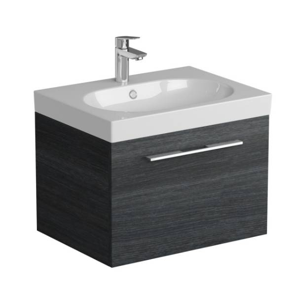 Angelo Wall Hung Basin Unit With Inset Basin