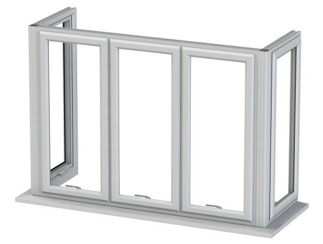 Bay and Bow Window 70 mm