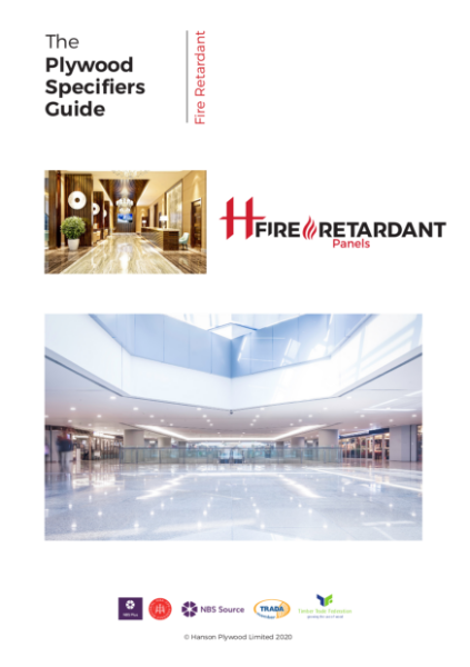 Fire Retardant Panels Specifiers Guide