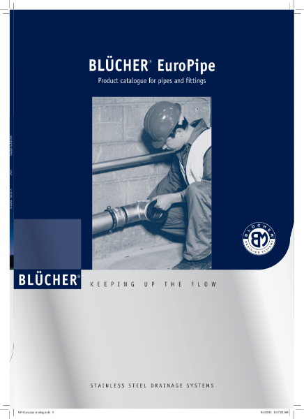 BLUCHER Pipe & Fittings