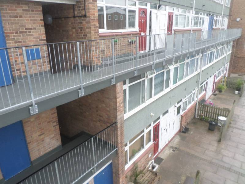 SIKALASTIC PROVIDES RAPID CURE FOR SOCIAL HOUSING RESIDENTS IN NORWICH