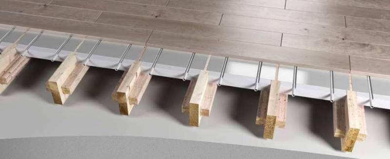 LTHW Underfloor Heating
