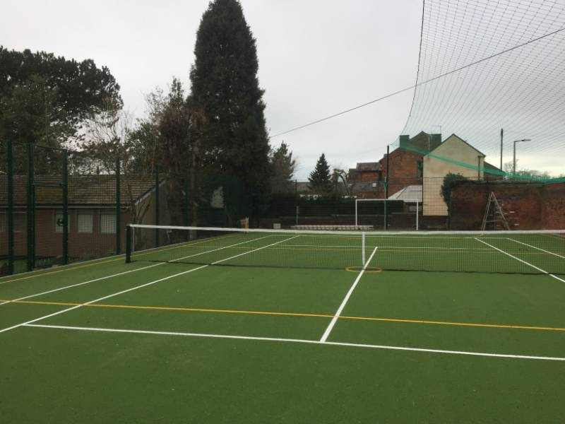 Artificial Turf Case Study - St Dominic's Priory School
