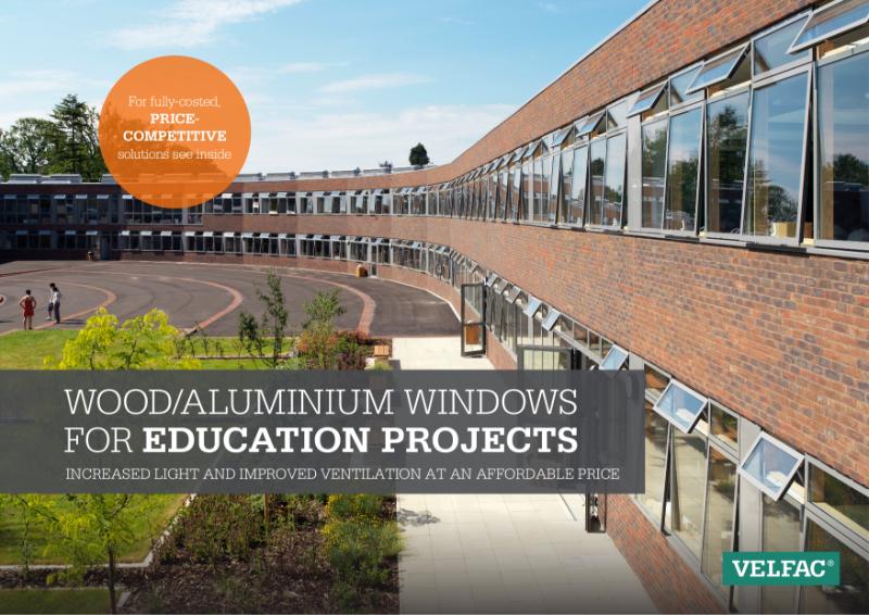 Education Projects - VELFAC Composite Windows