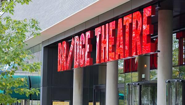 Bridge Theatre - London