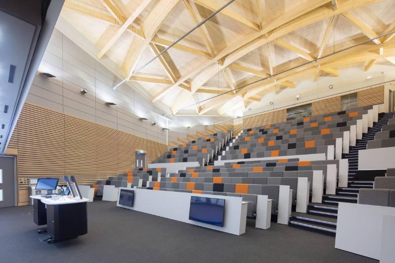 University of Warwick - The Oculus