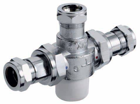 Thermostatic Mixing Valve MT753CP