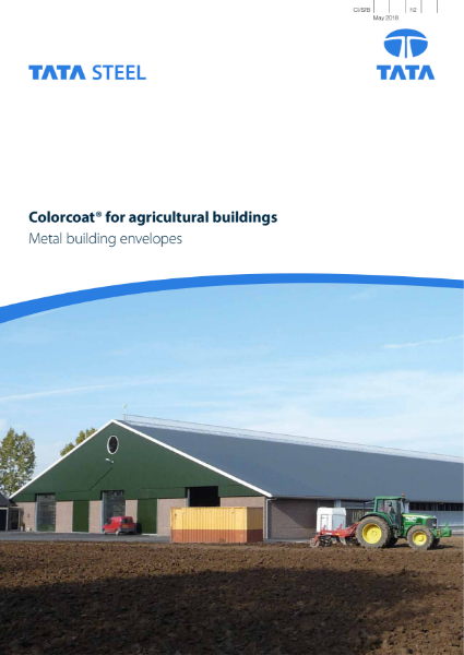 Colorcoat Agriculture Brochure
